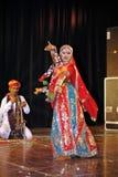 Indiskt nationellt program & kultur arkivfoto