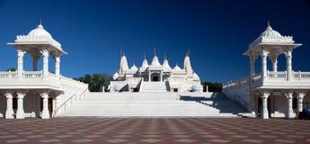 indiskt tempel arkivbild