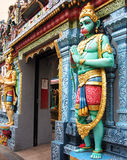 indiskt tempel royaltyfri fotografi