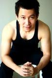 Indivíduo asiático Fotos de Stock
