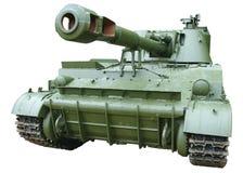 individu actionné par obusier d'artillerie blindée Image stock