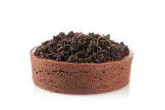Individual chocolate cake Stock Image