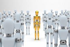 Individualità Immagine Stock