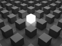 Individualitätkonzept Stockfotos