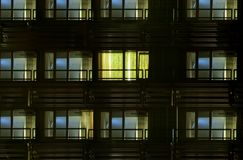 Individuality. Detail of the general hospital in vienna royalty free stock photography