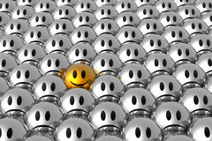 Individuality Stock Image