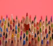 Individuality concept stock photography