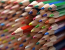 Individuality concept royalty free stock photography