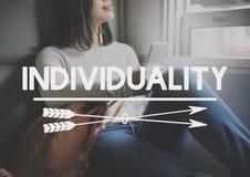 Individuality Originality Travel Freedom Lifestyle Concept Royalty Free Stock Photos