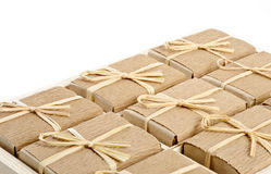 Individually Wrapped Soaps #1 Stock Photo