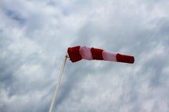 Individui il vento Fotografie Stock