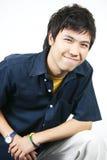 Individuo asiático joven fresco Imagen de archivo libre de regalías