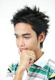 Individuo asiático joven hermoso 9 Imagenes de archivo