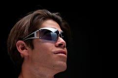 Individuo con las gafas de sol Fotos de archivo