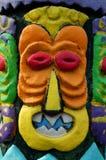 Individuo de Tiki Imagenes de archivo