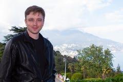 Individuo joven en Crimea Imágenes de archivo libres de regalías
