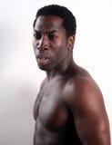 Individuo negro Imagen de archivo