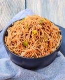 Indo chińczyka jedzenie Zdjęcia Royalty Free