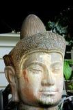 indo singapore головки Китая Будды Стоковое Изображение