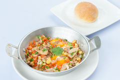 Indochina Omelette Stock Photos