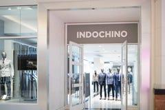 Indochino store front. Philadelphia, Pennsylvania, May 21 2018:indochino store front stock image