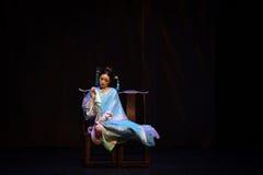Indolent в дворц-современные императриц драмы в дворце Стоковое Фото