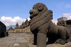 Indonésia, Java, Borobudur: Templo Fotografia de Stock Royalty Free