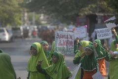 INDONÉSIA NO ANTI FINANCIAMENTO DO TERRORISMO Fotos de Stock Royalty Free