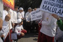INDONÉSIA NO ANTI FINANCIAMENTO DO TERRORISMO Foto de Stock Royalty Free