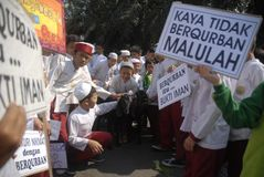 INDONÉSIA NO ANTI FINANCIAMENTO DO TERRORISMO Imagens de Stock Royalty Free