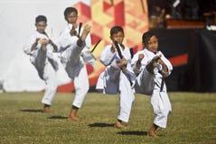 INDONÉSIA PARA HOSPEDAR OS JOGOS ASIÁTICOS 2018 Imagens de Stock