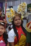 Indonésio adolescente Fotografia de Stock Royalty Free