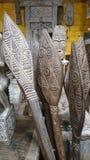 Indones handcraft arkivbilder