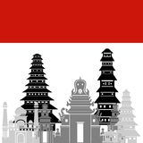 indonesië Royalty-vrije Stock Foto's