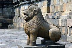 Indonesië, Java, Borobudur: Tempel Royalty-vrije Stock Fotografie