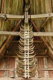 Indonesië, Sulawesi, Tana Toraja royalty-vrije stock afbeelding