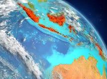 Indonesië van baan Stock Fotografie