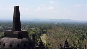 Indonesië, Yogyakarta-het reizen Stock Foto's