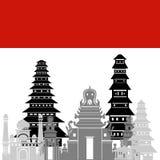 Indonesia Royalty Free Stock Photos