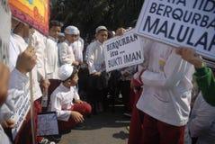 INDONESIA ON ANTI TERRORISM FINANCING Royalty Free Stock Photo