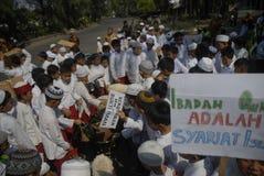 INDONESIA ON ANTI TERRORISM FINANCING Stock Photography