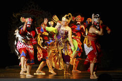 INDONESIA ART AND CULTURE Royalty Free Stock Photos