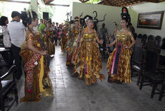 INDONESIA ART AND CULTURE Royalty Free Stock Image