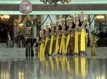 INDONESIA ART AND CULTURE Royalty Free Stock Photo