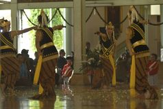 INDONESIA ART AND CULTURE Stock Images