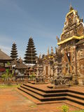 Indonesia, Bali. Bali old temple (Indonesia architecture Stock Images