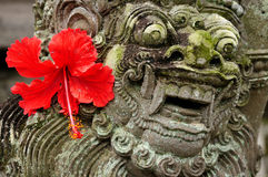 Indonesia, Bali, Architecture Stock Images