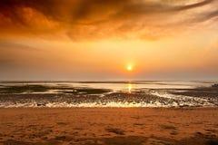Genial sunshine beach Stock Photo