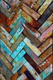 Ubud doors stock image