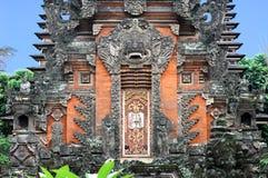 Indonesia, Bali: Templo Fotografía de archivo